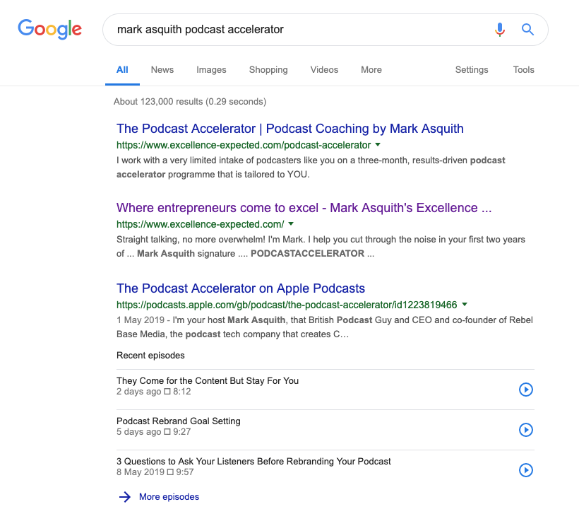 The Future of Podcast SEO Now That Google Is Here to Stay? - Rebel