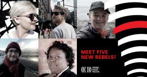 Rebel Base Media Podcasting Team Expansion Feb 2020